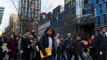 Jobs growth in Australia is confined to cities, exacerbating Melbourne's transport and housing growing pains.