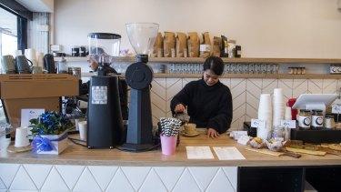 Koku Culture, Ashfield's new Japanese-inspired cafe.