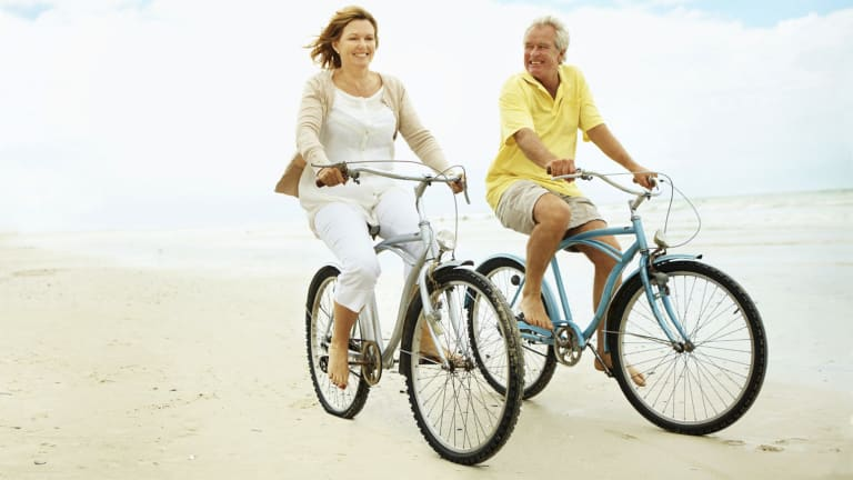 The transition-to-retirement scheme allows someone to wind back work commitments without retiring fully.