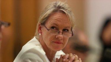 NSW Nationals Senator Fiona Nash ... new deputy leader.