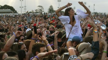 'Groovin' the Moo' is the latest music festival to suffer drug issues.