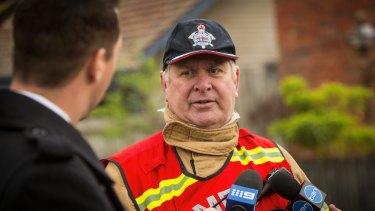 'It's heartbreaking,' said MFB fire commander Paul Foster.