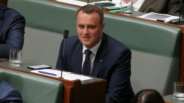Victorian Liberal MP Tim Wilson is one of several Liberal MPs pushing for a free vote on same-sex marriage.