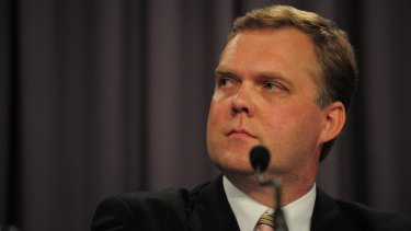 Liberal MP Tony Smith.