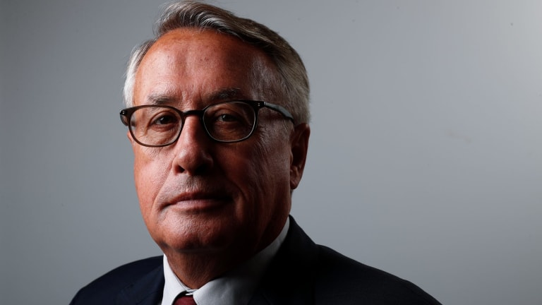 """Former Treasurer Wayne Swan: """"This thing should never have been in the court in the first place."""""""