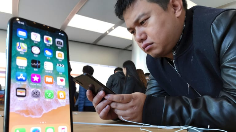 Apple received a rare downgrade last week from Nomura Instinet analyst Jeffrey Kvaal, who said iPhone X sales as well as other positive factors were already baked into the stock price.