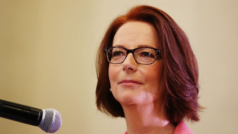 Correction. And (blush) Tuesday's piece passed on the professor's quote from a newspaper quoting Facebook that ''Gillard is the hottest ranger you ever saw''. But of course Facebook and the offending newspaper called her a ''ranga'', not a ranger. This was my annual spelling mistake.