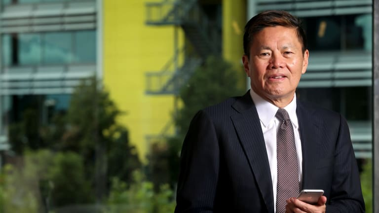 Singtel-Optus CEO Allen Lew says Optus pans to improve its mobile network, partner with more content providers and improve the public's perception of its brand.