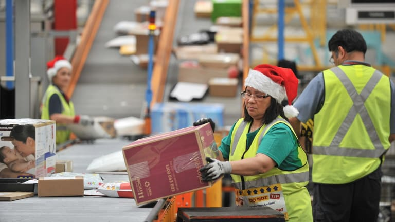 Shoppers say they want after-hours delivery for their online purchases.