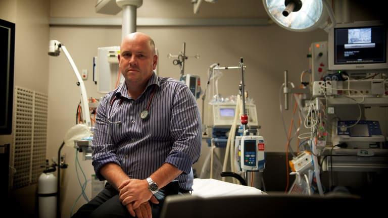 Simon Judkins, spokesman for the Australasian College of Emergency Medicine.
