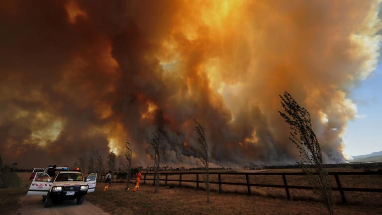 Bushfires that destroy property and lives are increasingly regular across Australia.