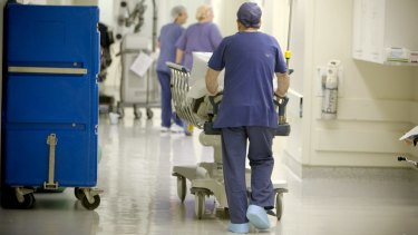Outpatient specialist medical care has become so costly that many patients cannot afford it.