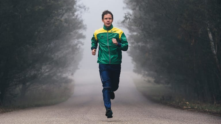 Matt Crane will compete at the world orienteering championships after recently becoming an Australian citizen.
