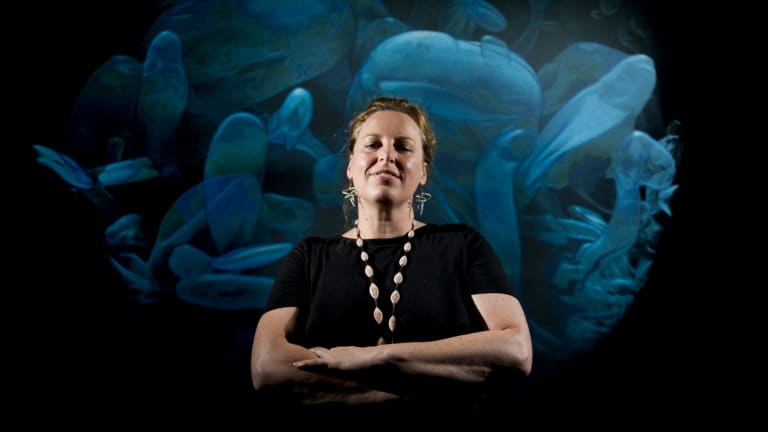 Erica Seccombe uses X-rays to produces 3D images. Her aim is to show how science and art can be combined.