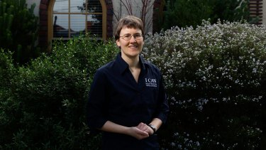 Penny Robinson disclosed her  Asperger's syndrome when she began studying at Monash University.