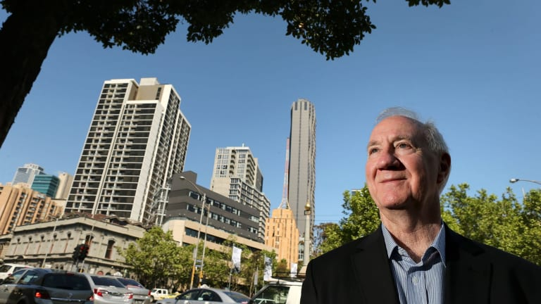Michael Buxton, professor of Environment and Planning at RMIT.