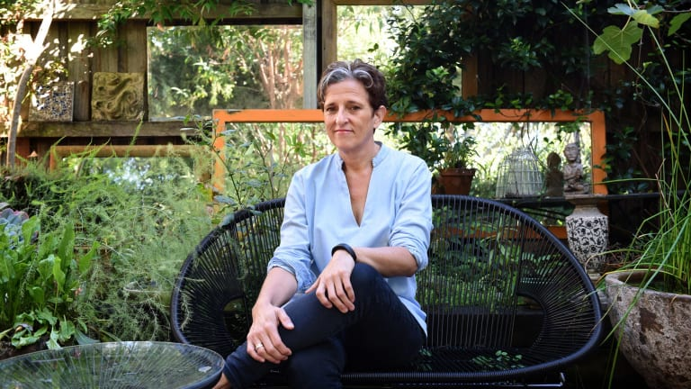 Australian author Charlotte Wood, winner of the 2016 Indie Awards book of the year.