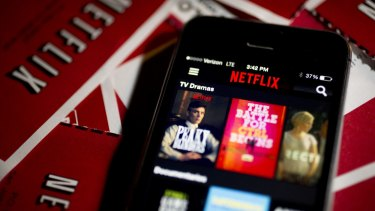 Telstra says it is 'working on opportunities' with Netflix.