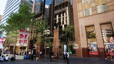 Martin Place is becoming known as Silicon Place in the commercial property industry.