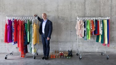 Amazon chief executive Jeff Bezos. The online retailer has become a major fashion player.