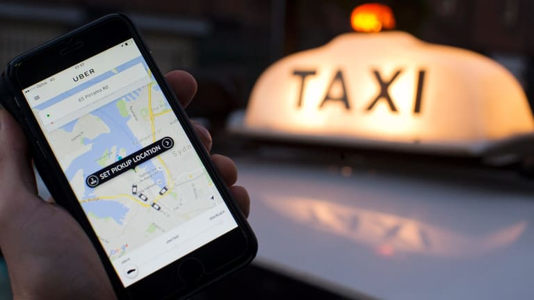 Taxi, hire car and ridesharing services will now have an even playing field, says Public Transport Minister Jacinta Allan.