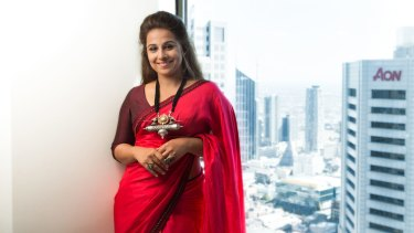 Vidya Balan says there is no value in silence for Indian women.