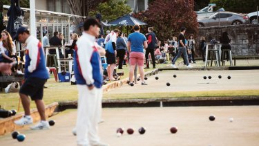 The 124-year-old Waverley Bowling Club fought back against plans to redevelop its greens into a residential block.
