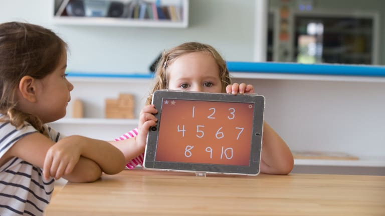 Tablets can be good tools for play and learning, provided you get the right apps.