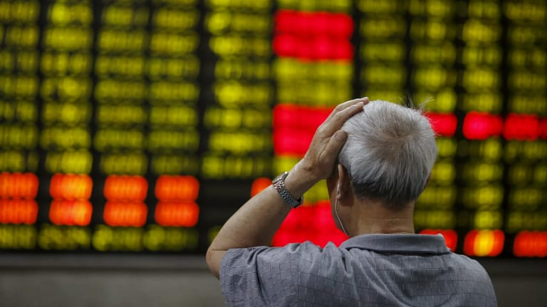 Losses in Chinese equities may leave consumers with less money to buy gadgets.