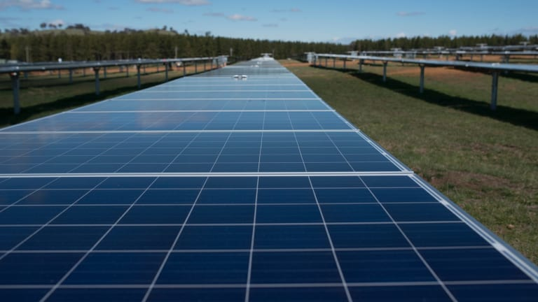 Solar power with battery storage could be a huge boon for consumers and business - if the government allows it.