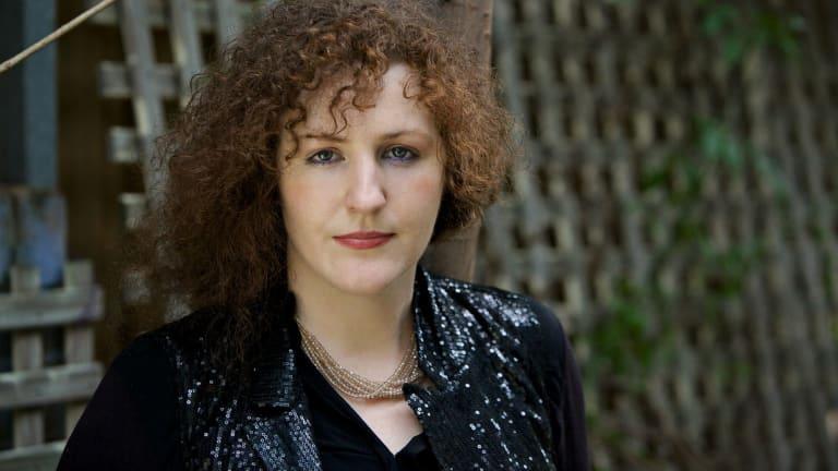 Pianist Tamara-Anna Cislowska was the impressive soloist in Prokofiev's  second piano concerto.