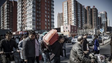 Single Beijing residents will only be allowed one apartment, while married couples can have an apartment and a house.
