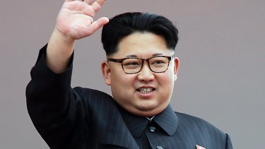 North Korea, led by Kim Jong-un, has threatened to respond to a US show of force.