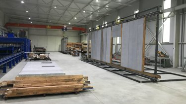 Pro9Global makes modular and prefabricated building systems.