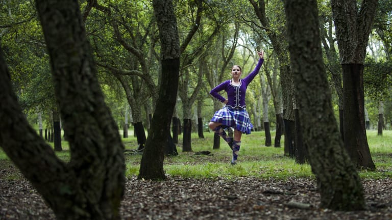 Jessica Girvan has been selected to perform at The Royal Edinburgh Military Tattoo as part of the contingent in Melbourne.