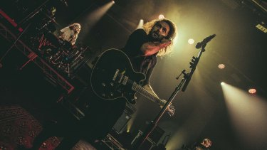 Gang of Youths review: Frontman David Le'aupepe earns