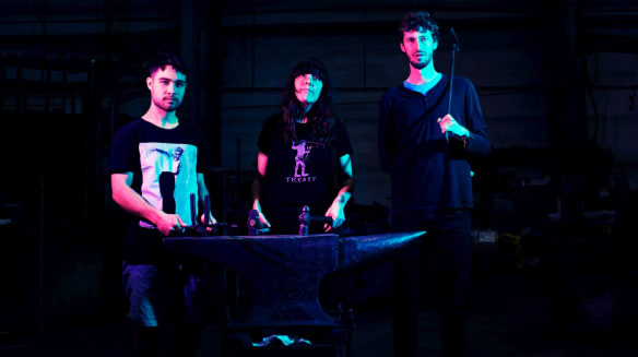 Dark arts go hammer and tongs in new festival