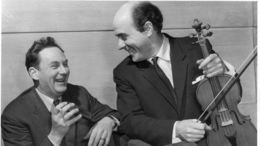 Obituary: Violinist Alan Loveday left his mark with
