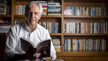 """Mark Rubbo, co-owner of Readings books: """"I don't like the idea of this monolith devouring everything."""""""