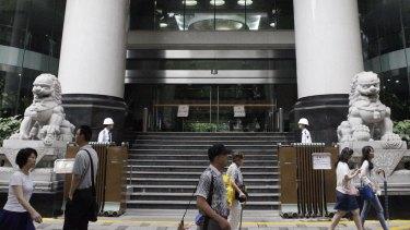 Australian Peter Gardner fronts Chinese court on drug