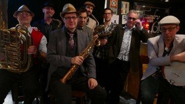 Greasy Chicken Orchestra review: Free-range reinvention amid jazz