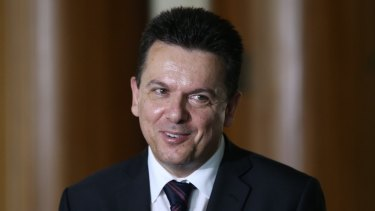 The Nick Xenophon Team and other crossbenchers are likely to vote against the visa ban.