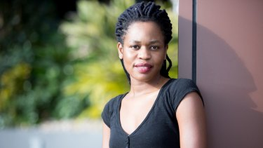 Logan filmmaker Mirene Igwabi's Adele has won best short film at Sydney's Film Festival.