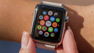 The Apple Watch was officially released on Friday, but not into stores.