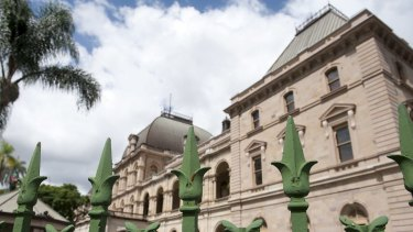 Speaker-designate Peter Wellington says Queensland's 55th Parliament could go down as one of the best in the state's history.