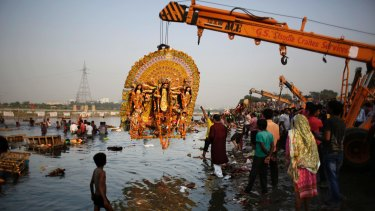 A court in northern India granted human rights to the Ganges and Yamuna rivers, considered sacred by nearly a billion Indians.