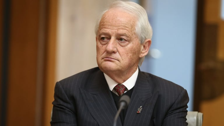 Restrictions on police would require them to seek permission from elected officials before sharing information that could lead to the death penalty, says Philip Ruddock.