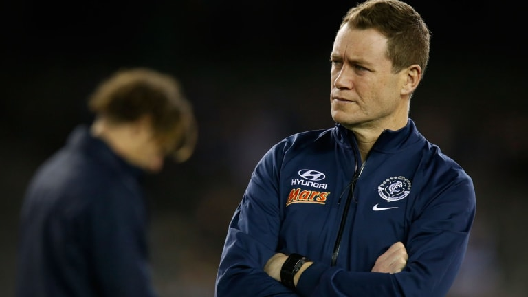 Staying at Carlton: Essendon assistant coach John Barker.