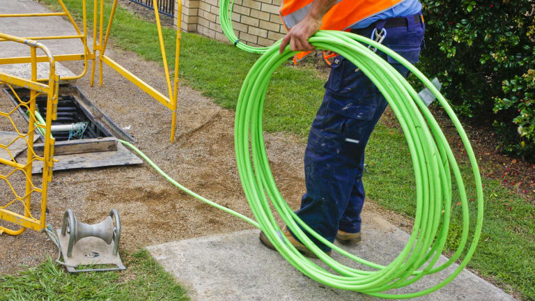 A global report on broadband paints a rosier picture of economic benefits down the line.