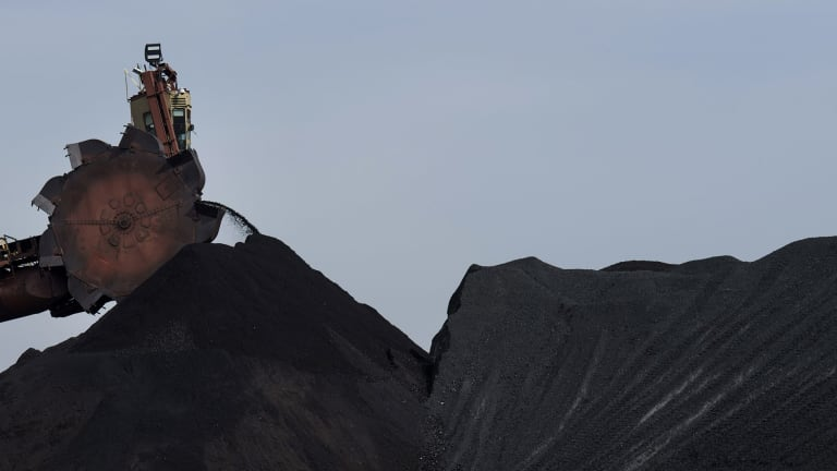 Forecasts of coal power plant oversupply come as India seeks Australian funds for infrastructure investment.